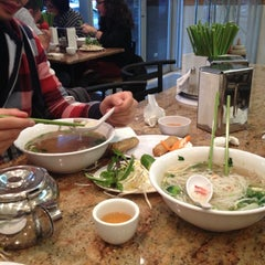 Photo taken at Pho Bang New York by Keigan A. on 10/21/2012