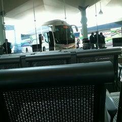 Photo taken at Sala/Gate 1 by Rock S. on 10/13/2012