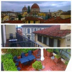 Foto scattata a Hotel Machiavelli Palace Florence da Дмитрий Б. il 9/10/2014