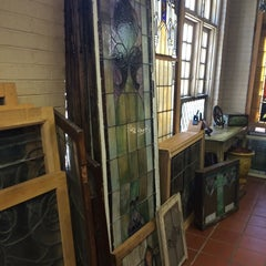 Photo taken at Adkins Architectural Antiques by saana K. on 6/11/2014