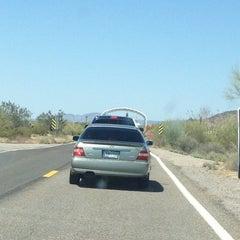 Photo taken at Border Patrol Check Point by Barbara W. on 4/21/2013