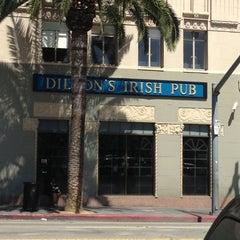 Photo taken at Dillon's Irish Pub & Grill by Cynthia H. on 6/14/2013