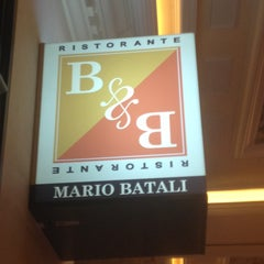 Photo taken at B & B Ristorante by Kimbirly O. on 11/16/2013
