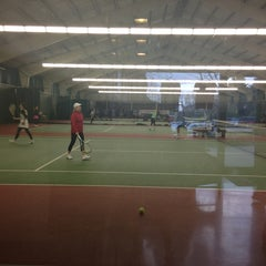 Photo taken at Amy Yee Tennis Center by Jeremy B. on 2/23/2013
