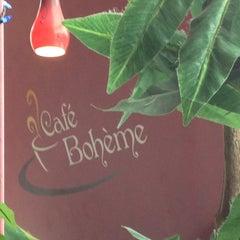 Photo taken at Cafe Boheme by Rose C. on 1/22/2014