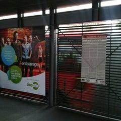 Photo taken at TransMilenio: Puentelargo by Fernando O. on 10/19/2012