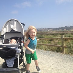 Photo taken at San Dieguito Lagoon by Peter Z. on 4/28/2013