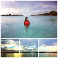 Photo taken at Scotland Cay, Abacos, Bahamas by Brittainy T. on 9/3/2013