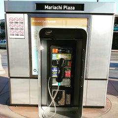 Photo taken at Mariachi Plaza by Chispas M. on 5/13/2015