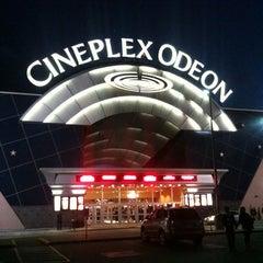 Photo taken at Cineplex Odeon Queensway Cinemas by Goldie☠ T. on 10/2/2012