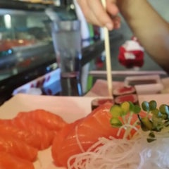 Photo taken at Sushi Garden Restaurant by chris m. on 8/31/2014