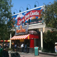 Photo taken at Corn Dog Castle by Kevin H. on 5/4/2013