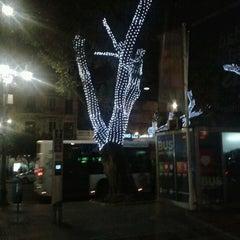 Photo taken at Alameda Principal by Ana G. on 12/17/2012