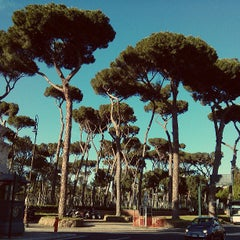 Photo taken at Villa Borghese by Anna K. on 5/14/2013