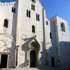 Photo taken at Basilica di San Nicola by Alexey T. on 12/27/2012