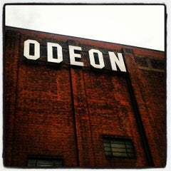 Photo taken at Odeon by Paul W. on 5/18/2013