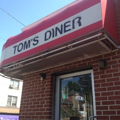 Photo taken at Tom's Diner by Shannon L. on 6/29/2013