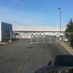 Photo taken at hhgregg Distribution Center by Travis P. on 4/8/2013