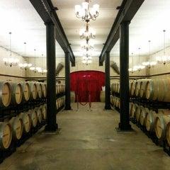 Photo taken at Megalomaniac Winery by Jon A. on 7/5/2014