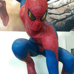 Photo taken at Phat Collectibles by Dave on 5/2/2015