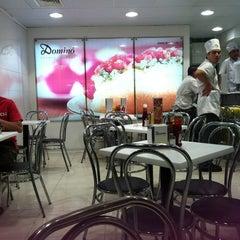 Photo taken at Dominó Mall Vivo by Inés V. on 12/9/2012