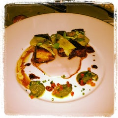 Photo taken at The Dining Room Pop-Up at Vesper by Jose R. on 8/19/2012