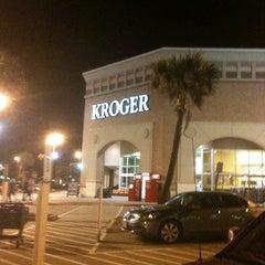 Photo taken at Kroger by Julie H. on 10/25/2013