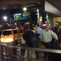 Photo taken at Taxi Stand by Dave on 9/9/2014