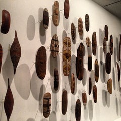 Photo taken at The Ian Potter Centre: NGV Australia by Verner W. on 2/28/2013