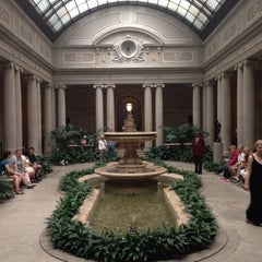 Photo taken at The Frick Collection by Ting Ting on 7/21/2013