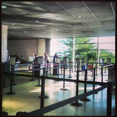 Photo taken at Piedmont Triad International Airport (GSO) by Jason S. on 4/23/2013