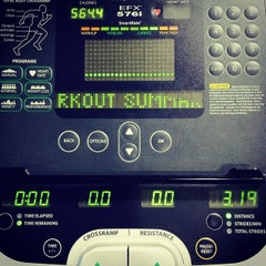 Photo taken at 24 Hour Fitness by Minda C. on 9/18/2014