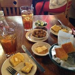 Photo taken at Jestine's Kitchen by Quinn K. on 3/3/2013