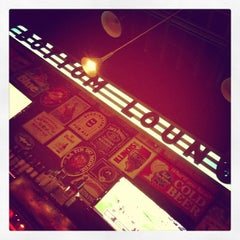 Photo taken at Bottom Lounge by Lindsey J. on 10/21/2012