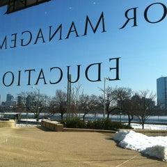 Photo taken at MIT Sloan Leadership Center by Kattia H. on 2/15/2013