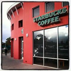 Photo taken at Starbucks by Sara S. on 12/16/2012