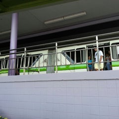 Photo taken at Monorail Green by Sean @. on 6/9/2014
