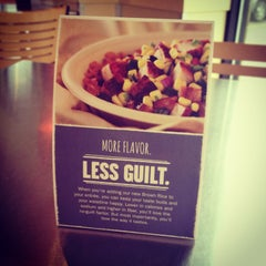 Photo taken at Qdoba Mexican Grill by Qdoba Mexican Grill E. on 2/19/2013