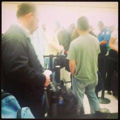 Photo taken at TSA Security Line by Josh S. on 3/18/2013