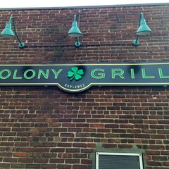 Photo taken at Colony Grill by jessica m. h. on 6/8/2013