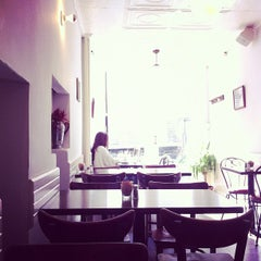 Photo taken at Cafe Orlin by Octavian C. on 10/18/2012