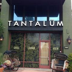 Photo taken at Tantalum by Sheila V. on 7/20/2013