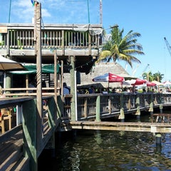 Photo taken at Old Key Lime House by Dov on 5/5/2013