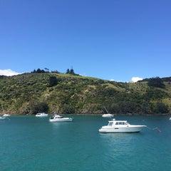 Photo taken at Waiheke Island by Bambie C. on 11/7/2014