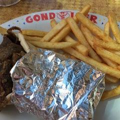 Photo taken at Gondolier Pizza by Yolanda G. on 6/6/2014