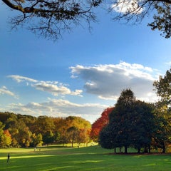 Photo taken at Prospect Park by Chris P. on 10/21/2012