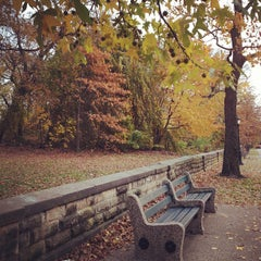 Photo taken at Prospect Park by Chris P. on 11/18/2012