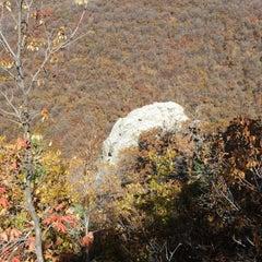 Photo taken at Elephant Rock by Khris on 10/19/2013