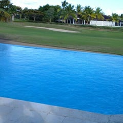 Photo taken at Casa de Campo by Roberto A. on 1/14/2013