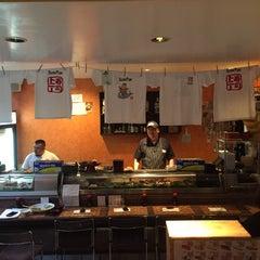 Photo taken at Sushi Toni by Nikil M. on 5/15/2016